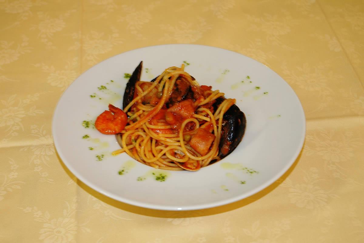 Ristorante Pizzeria Joker - Spaghetti allo scoglio